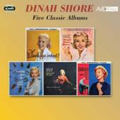 Shore, Dinah - Five Classic Albums (2CD)