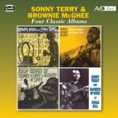 Terry, Sonny & Brownie Mcghee - Four Classic Albums (2CD)