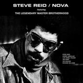 Reid, Steve - Nova (Transparent Red Coloured Vinyl) (LP)