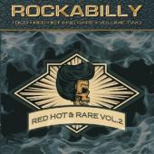 V/A - Rockabilly Red Hot & Rare (Vol. 2) (10CD)