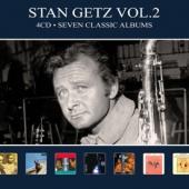 Getz, Stan - Seven Classic Albums Vol. 2 (4CD)