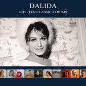 Dalida - Ten Classic Albums (4CD)