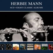 Mann, Herbie - Eight Classic Albums (4CD)