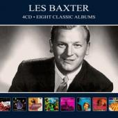 Baxter, Les - Eight Classic Albums (4CD)