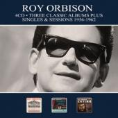 Orbison, Roy - Three Classic Albums Plus Singles & Sessions 1956-1962 (4CD)