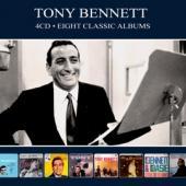Bennett, Tony - Eight Classic Albums (4CD)