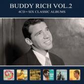 Rich, Buddy - Six Classic Albums (Vol. 2) (4CD)