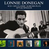 Donegan, Lonnie - Six Classic Albums Plus Ep'S & Singles (4CD)