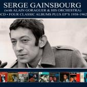Gainsbourg, Serge - Four Classic Albums Plus Ep'S 1958 - 1962 (4CD)