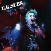 Uk Subs - Best Of Live (LP)