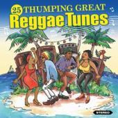 V/A - Twentyfive Thumping Reggae Tunes