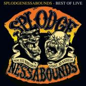 Splodgenessabounds - Best Of Live (Live 2003) (LP)