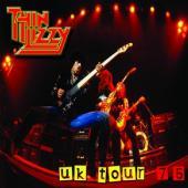 Thin Lizzy - Uk Tour '75