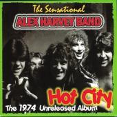 Harvey, Alex -Sensational Band- - Hot City