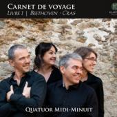 Quatuor Midi-Minuit - Carnet De Voyage Livre 1 Beethoven- CD