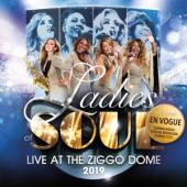 Ladies Of Soul - Live At The Ziggodome 2019 CD+DVD