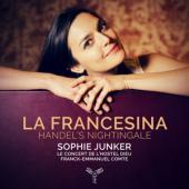 Le Concert De Lhostel Dieu Franck-E - La Francesina  Handels Nightingale