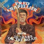 Chapellier, Fred - Best Of - 25 Years On The Road (2CD)
