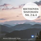 Beethoven, L. Van - Symphonies No.2 & 4 (Rudolf Kempe/Munchner Philharmoniker)