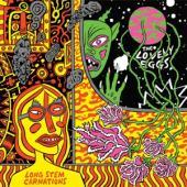 Lovely Eggs - Long Stem Carnations (Orange Vinyl) (7INCH)
