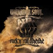 Warrior Soul - Rock N' Roll Disease (Yellow & Black Splatter Vinyl) (LP)