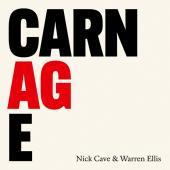 CAVE, NICK & WARREN ELLIS - Carnage (LP)
