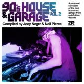 V/A - 90'S House & Garage Vol.2 (2LP)