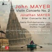 Bbc National Orchestra Of - John Mayer: Violin Concerto No. 2