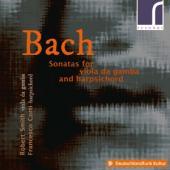 Robert Smith Francesco Corti - J.S. Bach Sonatas For Viola Da Gamb