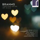 Mary Bevan Fleur Barron Nicky Spenc - Brahms Liebeslieder-Walzer Opp. 52