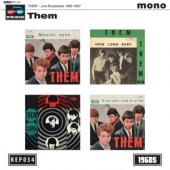 Them - Live Broadcasts 1965-67 (7INCH)