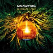 JORDAN RAKEI - LATE NIGHT TALES (2LP) (Green Vinyl) (Ltd.)