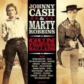 Cash, Johnny & Marty Robb - Gunfighter Ballads (LP)