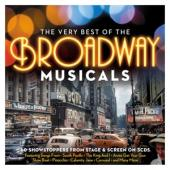 V/A - Very Best Of The Broadway Musicals (3CD)
