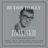 Holly, Buddy - Platinum Collection (3CD)