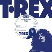 T.Rex - Truck On (Blue Vinyl) (7INCH)