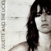 Juliette And The Licks - Like A Bolt Of Lightning (Half & Half Gold & Crystal Clear Vinyl) (LP)