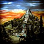 Tubelord - Our First American Friends / Tezcatlipoca (Orange & Crystal Clear Vinyl) (2LP)