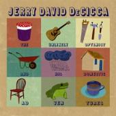Decicca, Jerry David - Unlikely Optimist And His Domestic Adventures (LP)