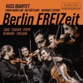 Kuss Quartet Sarah Maria Sun Bas Bo - Berlin Freizeit