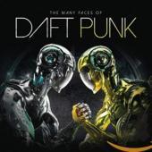 Daft Punk - The Many Faces Of Daft Punkt (2LP)(Yellow vinyl)