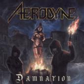 Aerodyne - Damnation (Orange/Black Marbled Vinyl) (LP)
