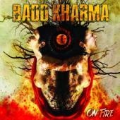 Badd Kharma - On Fire (Red/Yellow Splatter Vinyl) (LP)