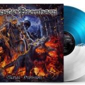 Mystic Prophecy - Metal Division (Blue & White Split Vinyl) (LP)