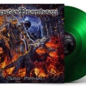 Mystic Prophecy - Metal Division (Green Vinyl) (LP)