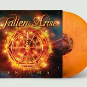 Fallen Arise - Enigma (Orange / Red Marbled Vinyl) (LP)