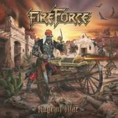 Fireforce - Rage Of War (Oxblood Red Vinyl) (LP)