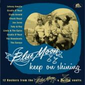 V/A - Blue Moon Keep On Shining (.. Shining / 12 Rockers From The Blue Moon&Bella Vaults) (12INCH)