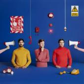 Two Door Cinema Club - False Alarm (Red Vinyl) (LP)