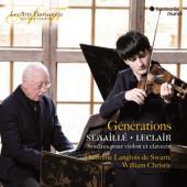 Theotime Langlois De Swarte William - Generations - Senaille & Leclair  S